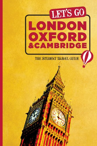 9781612370293: Let's Go London, Oxford & Cambridge: The Student Travel Guide