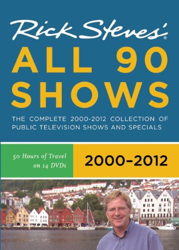 9781612380407: Rick Steves' All 90 Shows 2000-2012