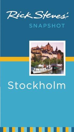 9781612381992: Rick Steves' Snapshot Stockholm