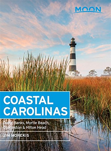 9781612383439: Moon Coastal Carolinas: Outer Banks, Myrtle Beach, Charleston & Hilton Head (Moon Handbooks)