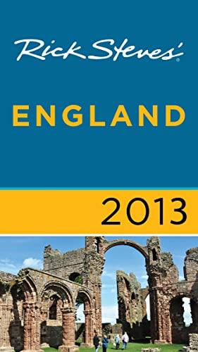 9781612383897: Rick Steves' England 2013