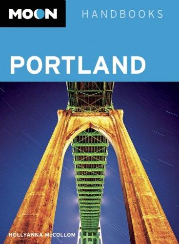 9781612385075: Moon Portland (Moon Handbooks)
