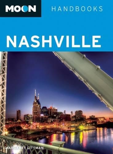 9781612385181: Moon Nashville (Moon Handbooks)