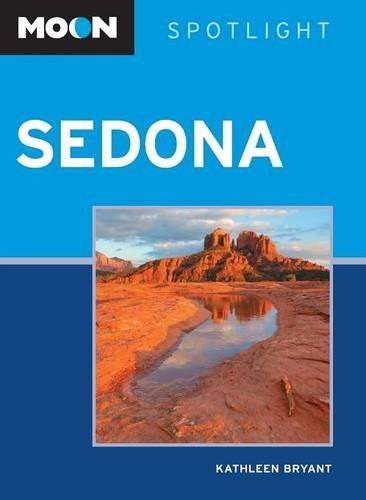 9781612386096: Moon Spotlight Sedona
