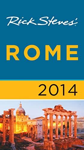 9781612386539: Rick Steves' Rome 2014