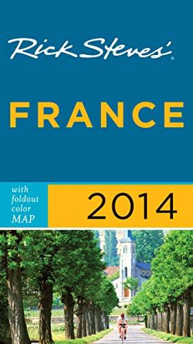 9781612386652: Rick Steves' France 2014