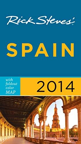 9781612386737: Rick Steves' Spain 2014