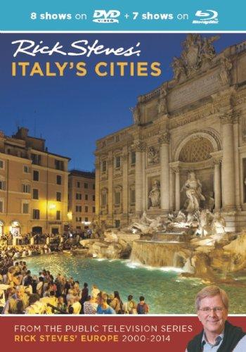 Rick Steves' Italy's Cities DVD & Blu-Ray 2000–2014