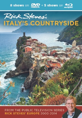 Rick Steves' Italy's Countryside DVD & Blu-Ray 2000-2014
