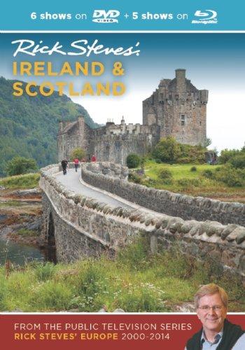 Rick Steves' Ireland & Scotland DVD & Blu-Ray 2000–2014