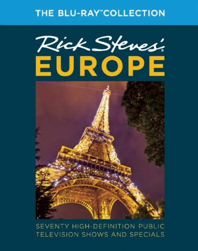 Rick Steves' Europe The Blu-Ray Collection
