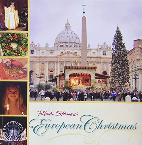 Rick Steves' European Christmas: Steves, Rick; Griffith, Valerie