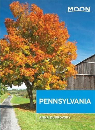9781612387703: Moon Pennsylvania (Moon Handbooks)