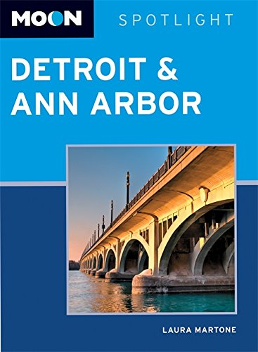 9781612387888: Moon Spotlight Detroit & Ann Arbor