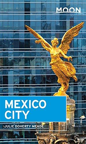Moon Mexico City 5th Edition