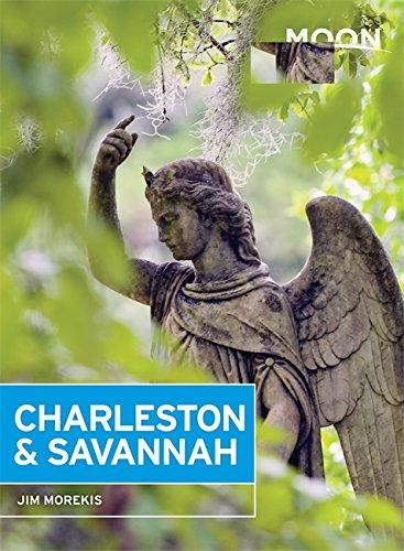 Moon Charleston & Savannah (Moon Charleston and Savannah): Morekis, Jim
