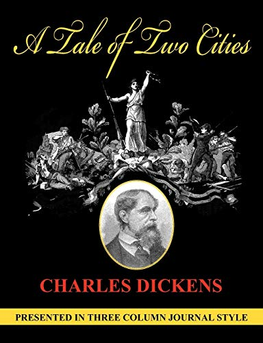 9781612421025: A Tale of Two Cities (Unabridged, Column Style)