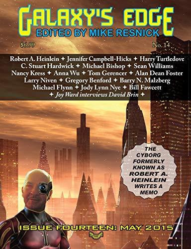 9781612422688: Galaxy's Edge Magazine: Issue 14, May 2015 (Heinlein Special)
