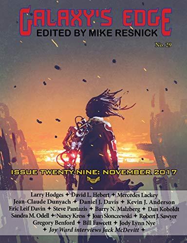 Galaxy?s Edge: Magazine Issue 29 (November 2017): Mercedes Lackey