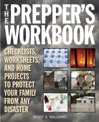 9781612431284: Prepper's Workbook