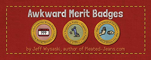 9781612431345: Awkward Merit Badges