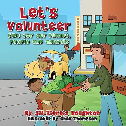Lets Volunteer: Jill Ziereis Houghton