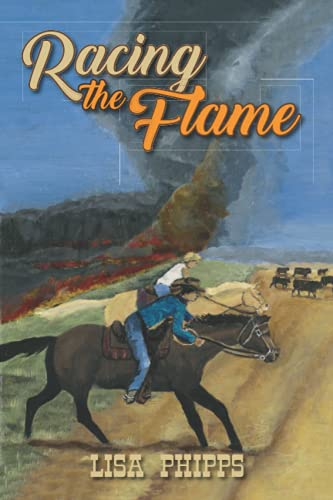 Racing the Flame (Paperback): Lisa Phipps