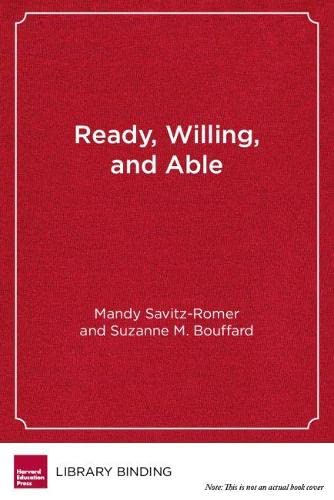 9781612501338: Ready, Willing, and Able: A Developmental Approach to College Access and Success