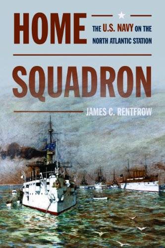 Home Squadron: CDR James Rentfrow, USN