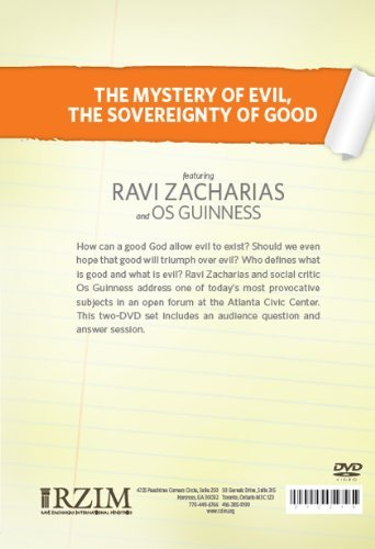 9781612561882: The Mystery of Evil, The Sovereignty of Good - DVD
