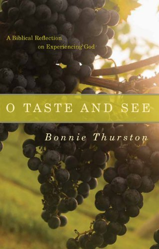 9781612614076: O Taste and See: A Biblical Reflection on Experiencing God