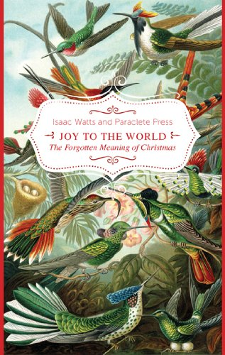 9781612614113: Joy to the World!: The Forgotten Meaning of Christmas