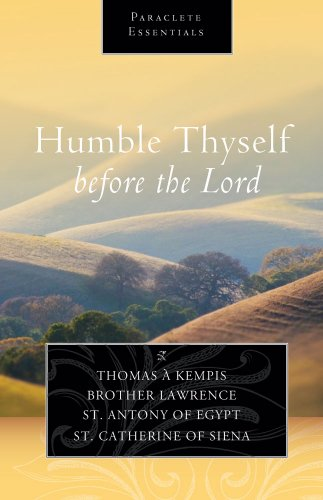 9781612615035: Humble Thyself Before the Lord (Paraclete Essentials)