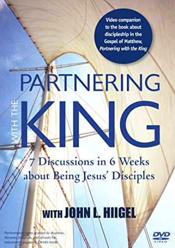 9781612615424: Partnering with the King DVD