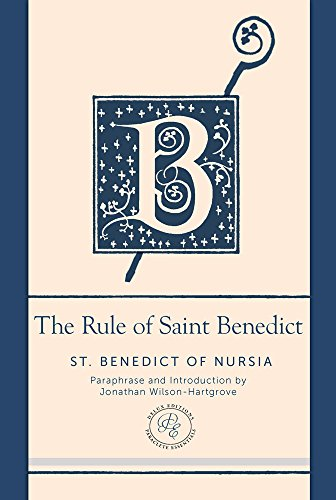 9781612617695: The Rule of Saint Benedict: A Contemporary Paraphrase (Paraclete Essential Deluxe)