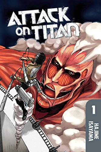 9781612620244: Attack on Titan 1