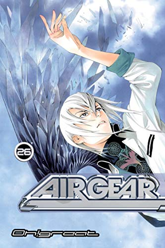 9781612620312: Air Gear, Volume 26