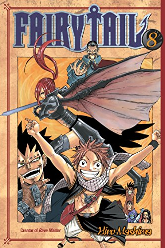 9781612621012: Fairy Tail 8