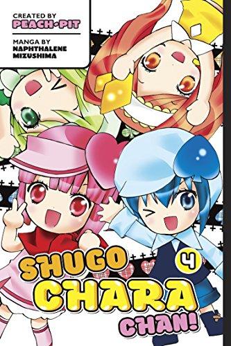 9781612622330: Shugo Chara Chan 4
