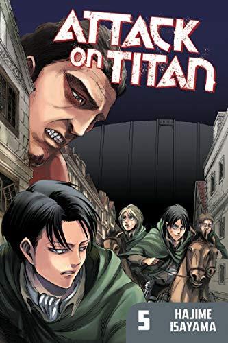 9781612622545: Attack on Titan 5: 05