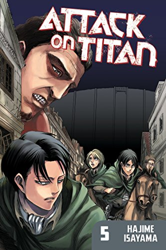 Attack on Titan, Volume 5 (Paperback or Softback)
