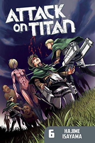 9781612622552: ATTACK ON TITAN 06
