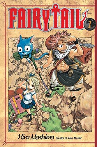9781612622767: Fairy Tail V01