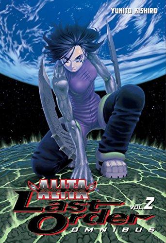 9781612622927: Battle Angel Alita: Last Order Omnibus 2