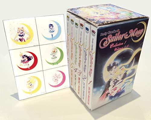 9781612623962: Sailor Moon Box Set (Vol. 1-6)