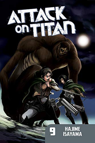 Attack on Titan: Vol 9