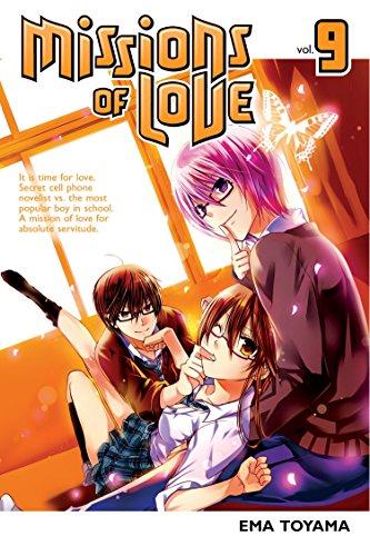 Missions of Love 9: Ema Toyama