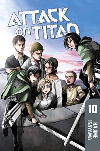 9781612626765: Attack on Titan 10