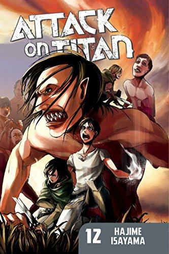 Attack on Titan: Attack on Titan 12