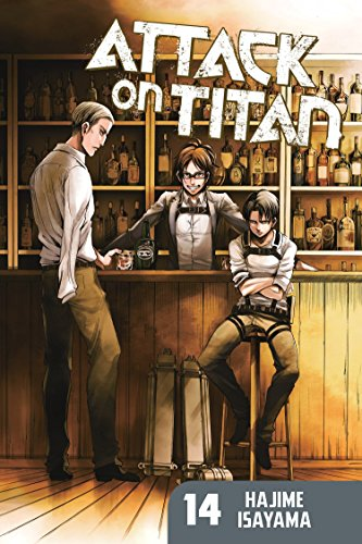 9781612626802: Attack on Titan: Volume 14